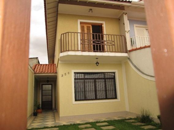 Casa Residencial À Venda, Vila Nova Mazzei, São Paulo - Ca1219. - Ca1219 - 33599116