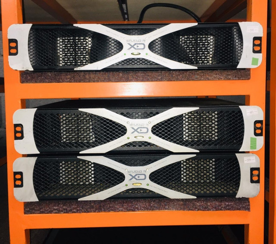 Amplificador Studio R Xd - 12 X Sem Juros - Envio Gratis