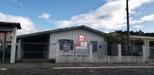 Casa À Venda Por R$ 330.000,00 - Centro - Balneário Arroio Do Silva/sc - Ca1742