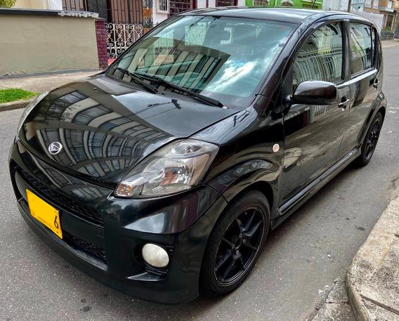 Daihatsu Sirion Gti 1.5 Cc Negro Metalizado