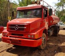 Mercedes 1318 4x2 Ano 2010/2010 Pipa Gascom