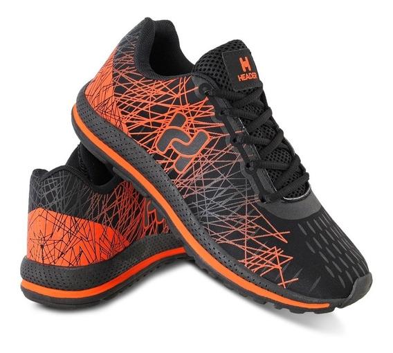 Tênis Masculino Spider Esporte Caminhada Academia