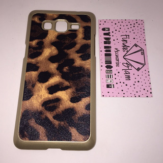 Funda Estampado Animal Samsung Galaxy Grand Prime