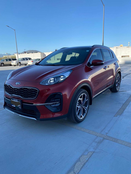 Kia Sportage 2.4 Sxl Awd At 2019