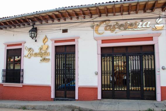 Casa Historica En El Centro De Uruapan