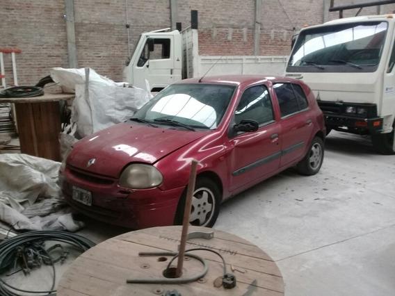 Renault Clio 1.6 Rn Aa Pk2 2000
