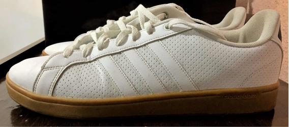 Tênis Masculino adidas Grand Court - Branco