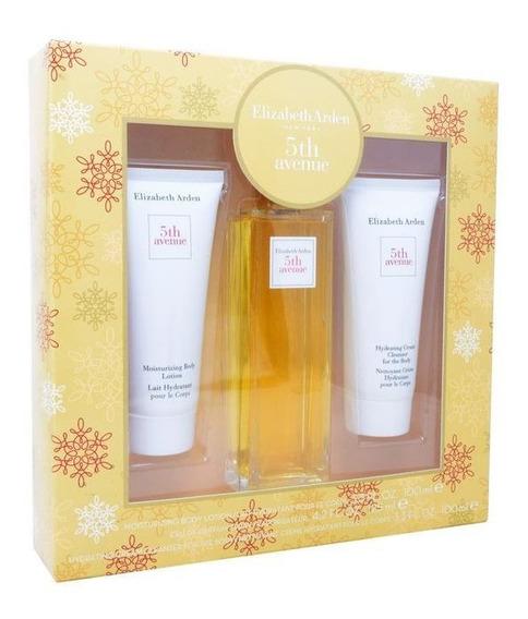Set 5th Avenue 100 Ml Eau De Parfum De Elizabeth Arden