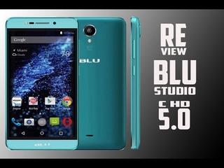 Blu Studio C Hd En Perfecto Estado Regalado !!