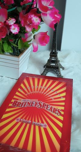 Álbum De Luxo Circus Britney Spears 2009 (raro)