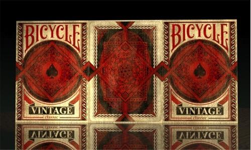 Baraja De Cartas Bicycle Vintage Classic