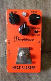 Pedal Providence Heat Blaster Hbl-2 Modern High Gain Bogner