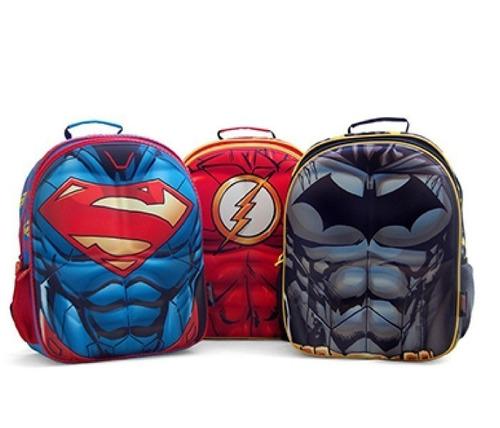 Mochila Justice League 16 Pulgadas Ct Plumitaa 61115