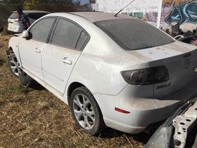 Mazda 3 2008 2.3 Std Se Vende Solo Por Partes Para Deshueso