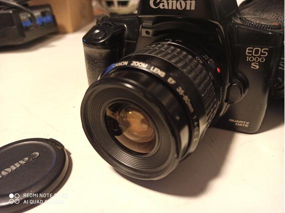 Camera Canon Eos 1000s 35mm Slr Câmera