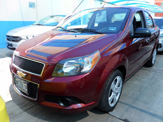 Chevrolet Aveo 1.6 Lt Mt 2016