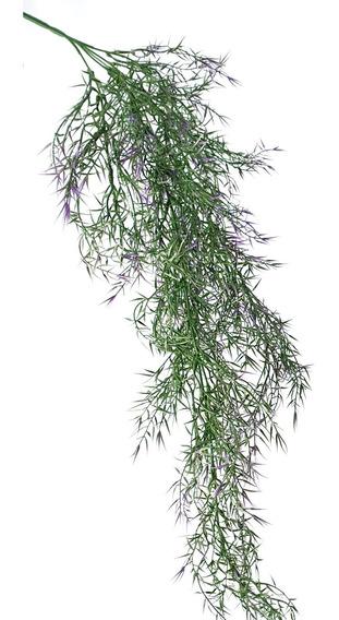 Planta Colgante Esparraguera Artificial Decoración Multirubr