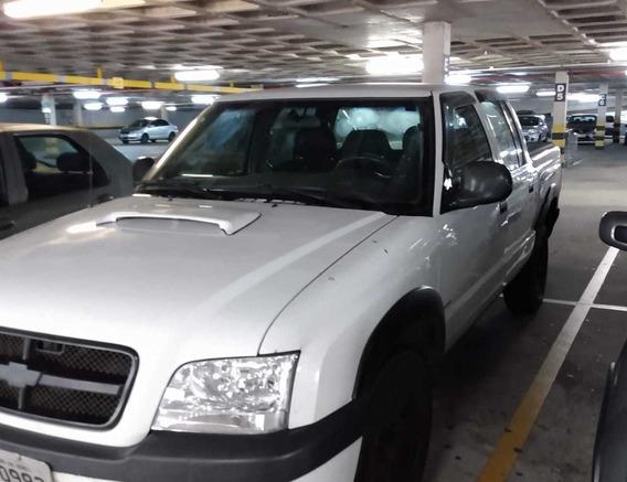 Chevrolet S10 2.8 Colina Cab. Dupla 4x4 4p 2005
