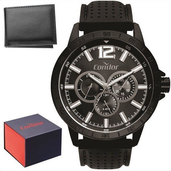 Relógio Condor Masculino Original C/garantia Nf Co6p29je/4p
