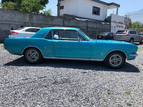 Ford Mustang 1966 Hard Top