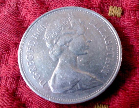 10 New Pence - Elizabeth Ii