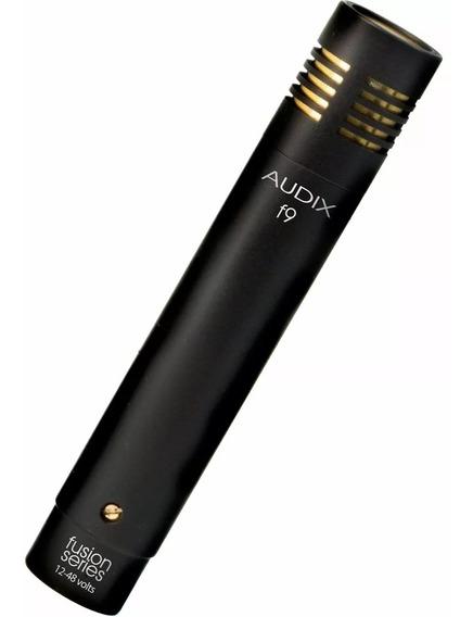 Microfone Audix F9 Fusion Condensador Novo