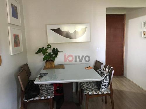 Imagem 1 de 24 de Apto 3 Quartos 65 M² Úteis R$ 640.000 - Vila Mariana -sp - Ap4494