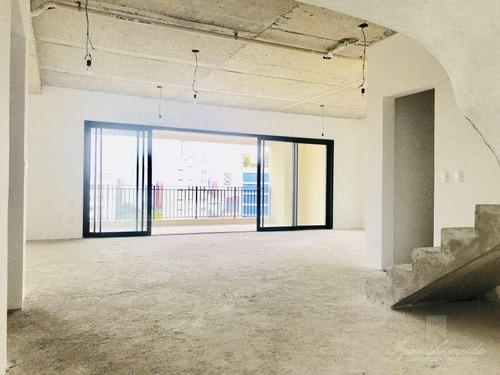 Imagem 1 de 16 de Cobertura Com 4 Dormitórios À Venda, 455 M² Por R$ 9.000.000 - Vila Mariana - São Paulo/sp - Co0874