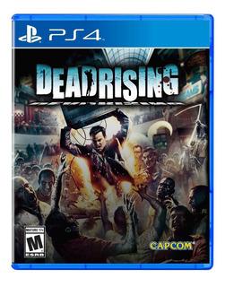 Dead Rising Para Ps4 Nuevo Sellado
