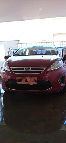 Ford Fiesta Sedan 2011 1.6 16v Se Flex 4p