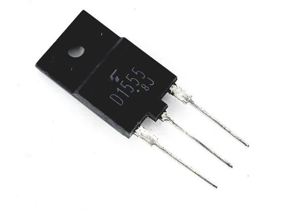 Kit 10 Peças Transistor 2sd1555 D1555 8j Novo