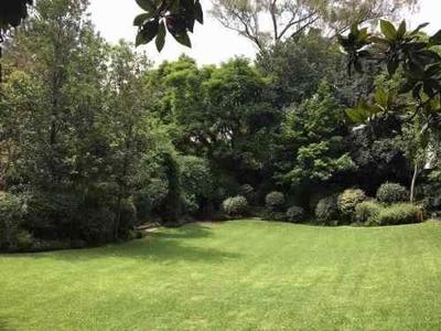 Terreno En Venta En La Mejor Zona De Lomas De Chapultepec