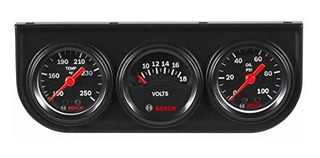 Bosch Sp0f000037 Style Line 112 Mini Calibre Triple Kit Blac