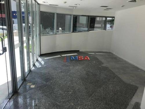 Loja Para Alugar, 300 M² Por R$ 36.000 - Higienópolis - São Paulo/sp - Lo0083