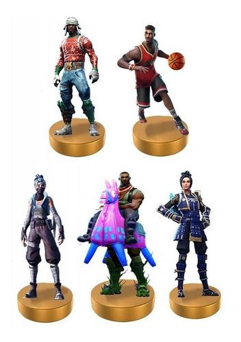 Fortnite Figuras Con Sello X1 En Bolsa For5205
