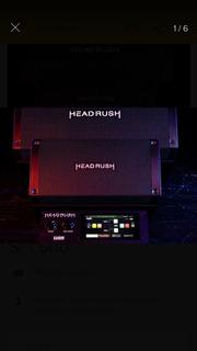 Headrush Frfr-108 Monitor Activo Para Multiefectos Guitarra