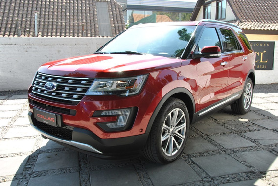 Ford Explorer Limited 2.3 4x4 2018