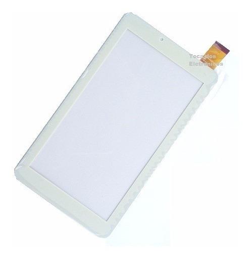Tela Touch Screen Tablet M7s Plus Ml-ji22 Branco