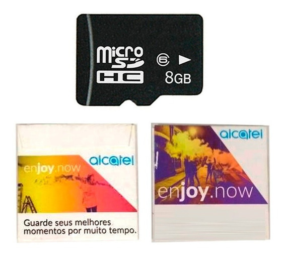 Kit 10 Cartão De Memória Micro Sd 8gb Original Atacado
