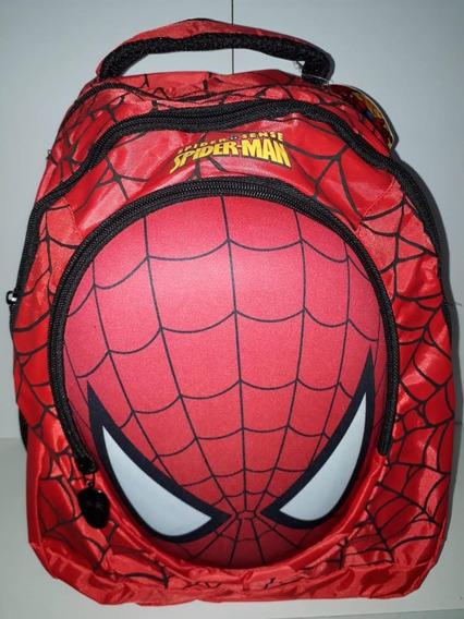 Mochila Wabro Spiderman 52964 17