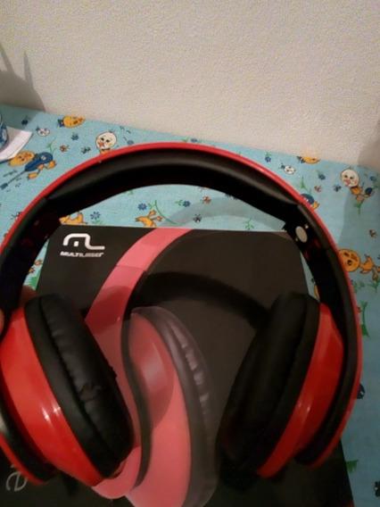 Headphone Monster Multilaser