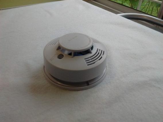 Sensor De Humo Zurich Modelo E-7 Autonomo 9 Volts