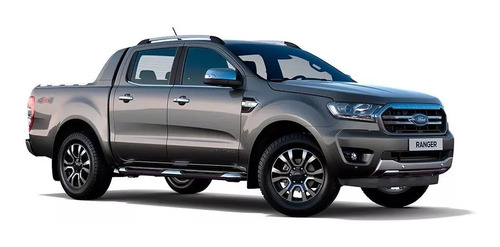 Ford Ranger Limited 2021 Retirala Ya!!! Gris Magnetico
