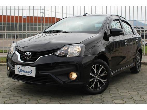 Toyota Etios Sd Platinum 1.5