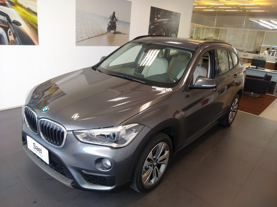 Bmw X1 2.0 16v Turbo Activeflex Sdrive20i 4p Automatico 2016