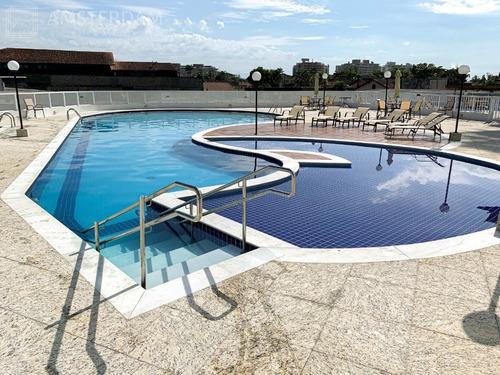Imagem 1 de 30 de Apartamento Lançamento A Venda No Centro De Bertioga - Ap00086 - 33952063