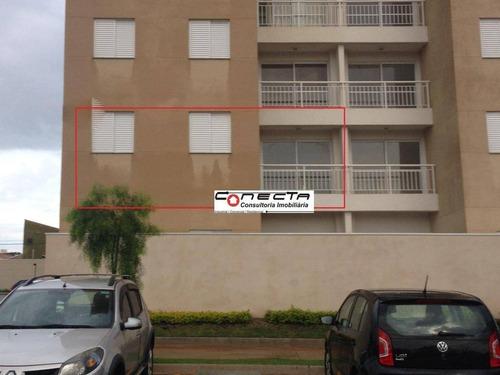 Imagem 1 de 11 de Apartamento Residencial À Venda, Jardim Nova Europa, Campinas. - Ap0101