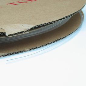 10 Metros Espaguete Termo Retrátil Transparente 2mm 600v