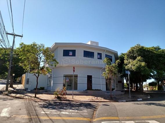Salão Para Aluguel Em Chácara Da Barra - Sl011833
