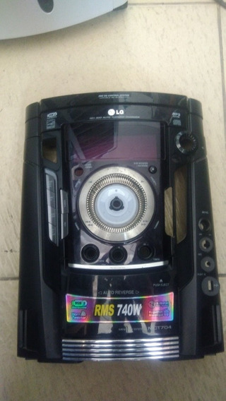 Parte Frontal Som Lg Mct704